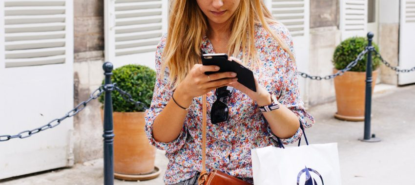 Mobile shopping experience