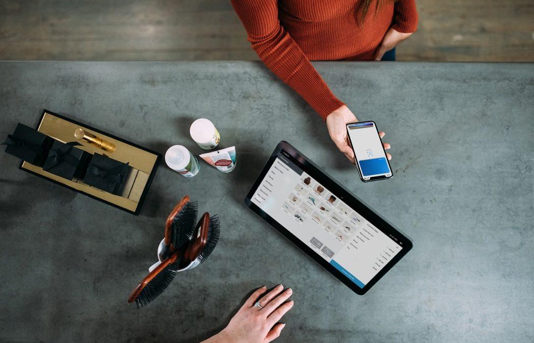 registratore di cassa per tablet