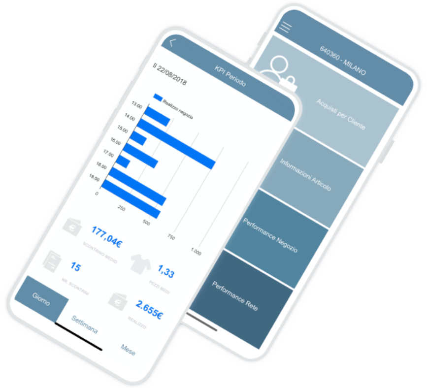 App Sinesy Retail Instore